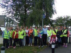 Stewards - Parents Association and SEN staff